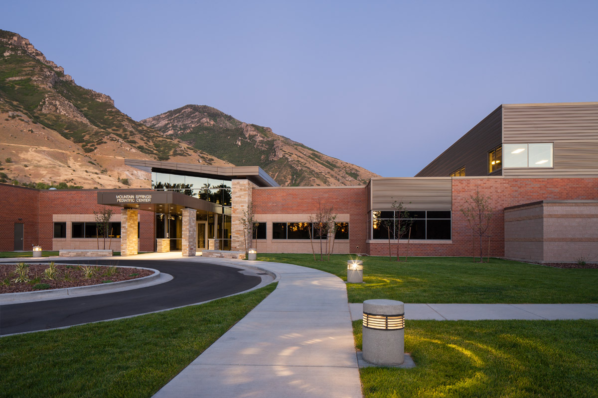 Mountain Springs Pediatric Building